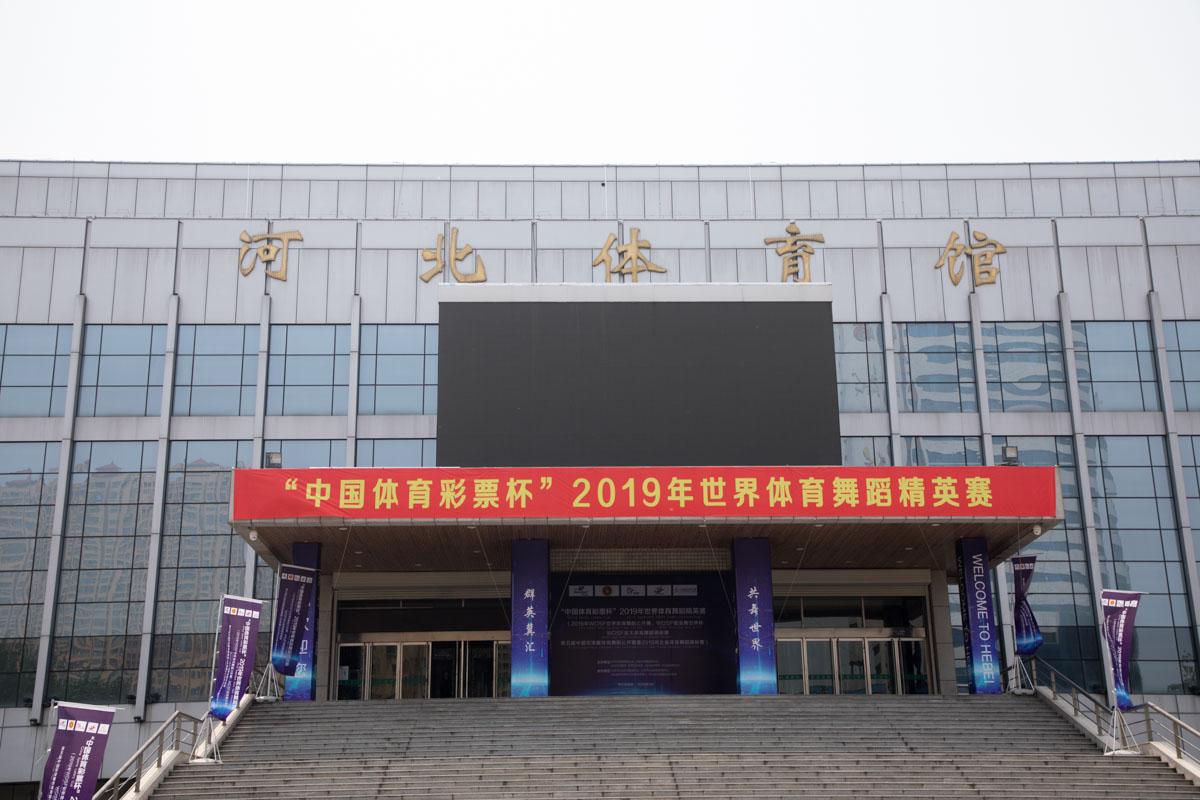 2019年WDSF世界體育舞蹈公開賽、WDSF搖滾舞世界杯 WD