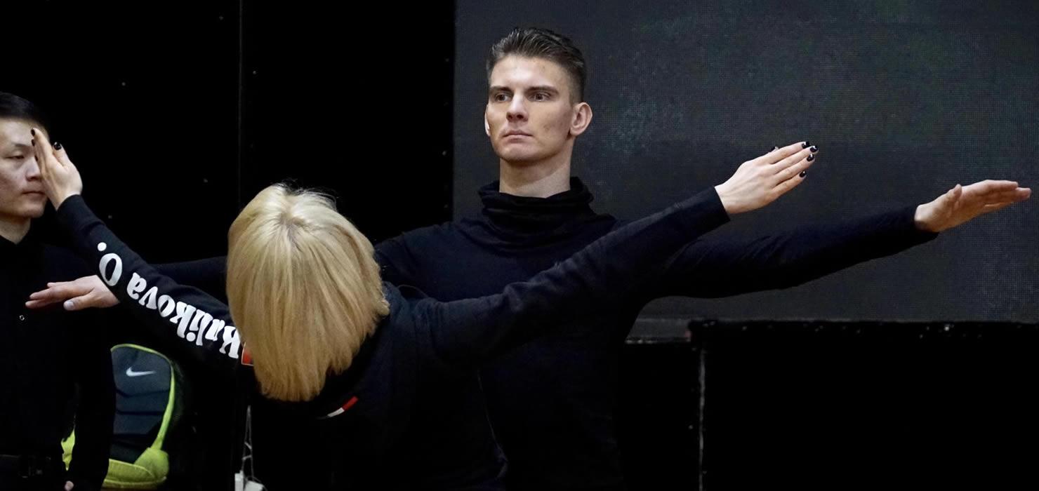 聚世界之极 展九州之魅-第27届全国体育舞蹈锦标赛赛前集训